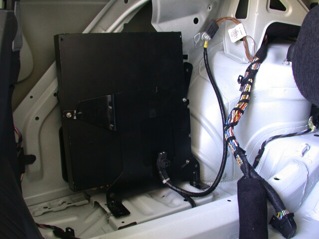 diy aftermarket amp speakers subs w stock head unit make of course use heavy gage wire an in line fuse as close to the 12 terminal as possible notice i used cable ties everywhere no room for accidents