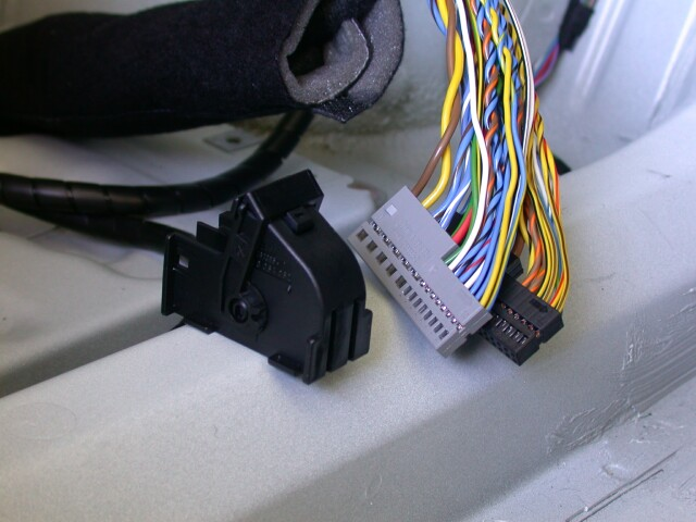 DIY - Aftermarket Amp, Speakers, + Subs w/ Stock Head Unit (Make ...: Bmw Amp Wiring Diagram at mockmaker.org