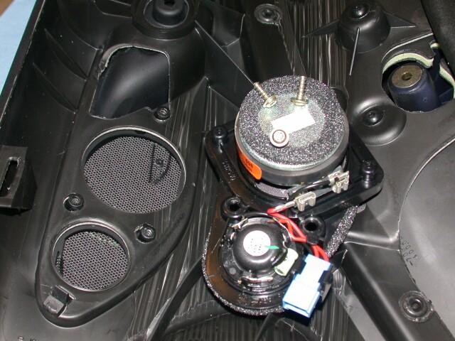 DIY post - Full H&K Audio Upgrade (long!)